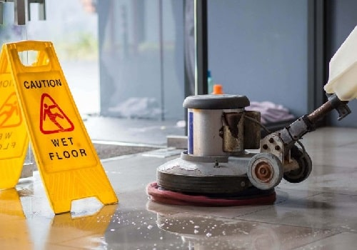 Commercial Floor Cleaning Melbourne